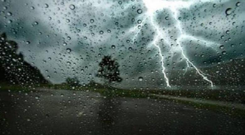 ΠΡΟΣΟΧΗ – Ισχυρές βροχές και καταιγίδες  Παρασκευή βράδυ και Σάββατο