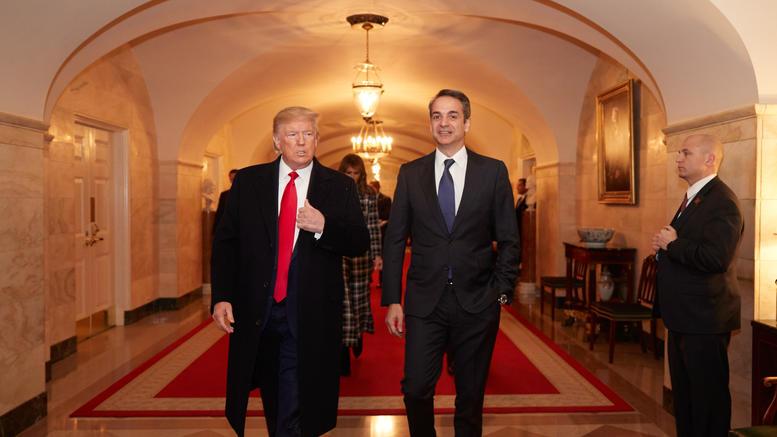 Μητσοτάκης σε Τραμπ: Η συμφωνία Τουρκίας – Λιβύης προκαλεί αποσταθεροποίηση