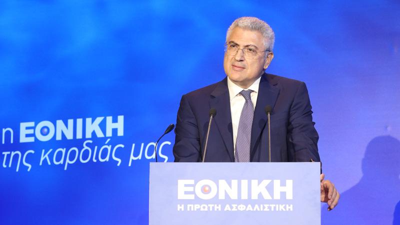 Σταύρος Κωνσταντάς (Eθνική Ασφαλιστική): Τα ποιοτικά και ποσοτικά επιτεύγματα του 2019 και των 3 τελευταίων ετών δίνουν κύρος και αξιοπρέπεια στο αναπτυξιακό όραμά μας!