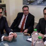 Σχοινάς: Προτεραιότητα το νέο Σύμφωνο για τη Μετανάστευση και το Άσυλο – Τι είπε με τον Μηταράκη