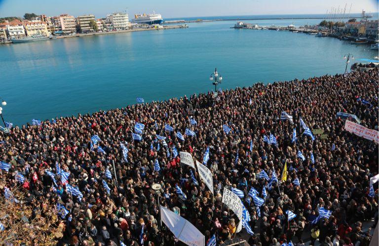 Γερμανικός Τύπος: Γενική απεργία στα νησιά για το «προσφυγικό χάος»