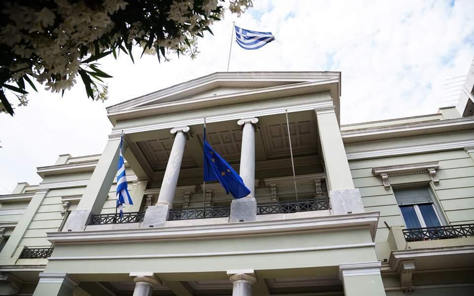Σκληρή απάντηση της Αθήνας στον Ακάρ: Τουλάχιστον υποκριτικό να επικαλείται το διεθνές δίκαιο