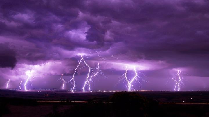 Kακοκαιρία – «εξπρές» – Ισχυρές βροχές και καταιγίδες έως το Σάββατο