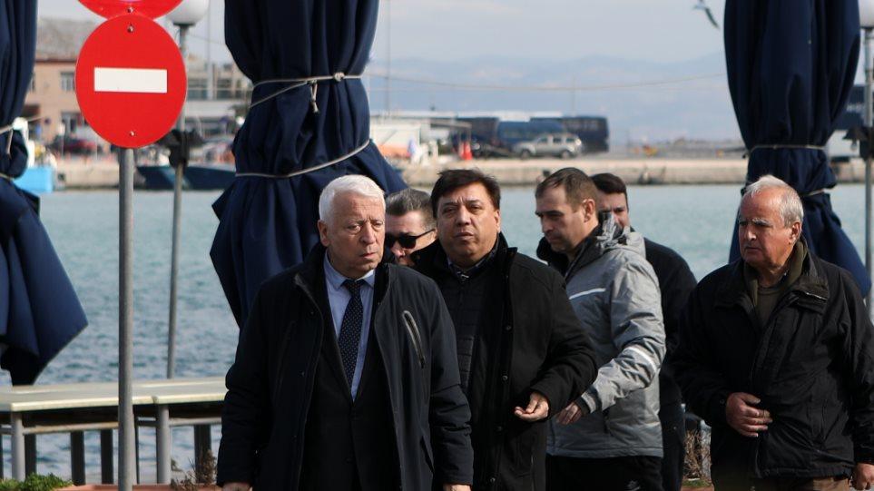 Μεταναστευτικό: Ματαιώνει τη συνάντηση με Μηταράκη ο περιφερειάρχης Βορείου Αιγαίου