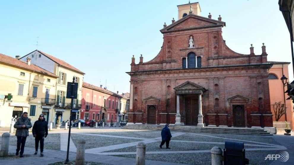 Τέταρτος νεκρός στην Ιταλία από τον κορονοϊό