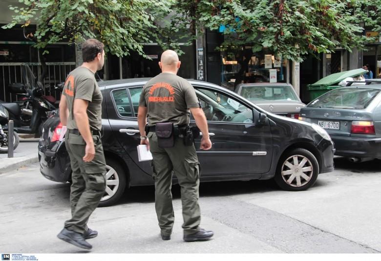 Θεσσαλονίκη: Χτύπησαν «κόκκινο» τα πρόστιμα της δημοτικής αστυνομίας