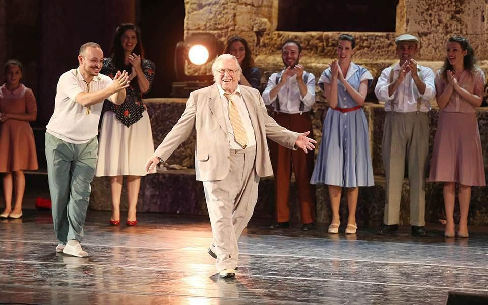 Εφυγε από τη ζωή σε ηλικία 88 ετών ο μεγάλος Κώστας Βουτσάς
