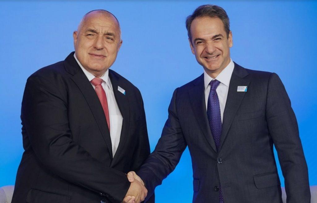 Οι συμφωνίες συνεργασίας που υπέγραψαν Μητσοτάκης – Μπορίσοφ στην Αλεξανδρούπολη