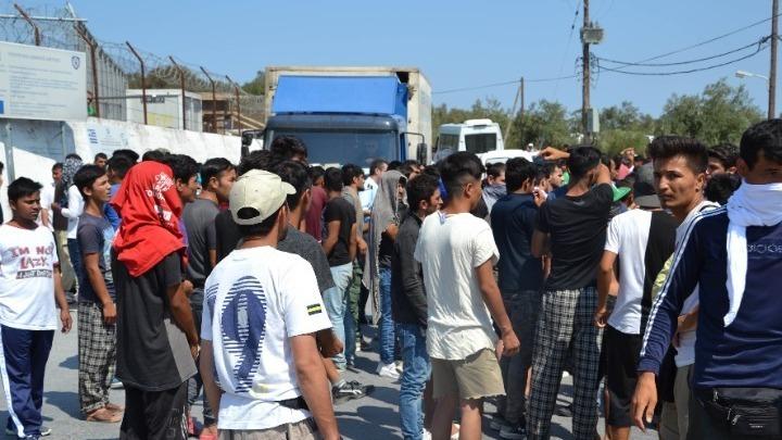 Η Σάμος κατά της δημιουργίας νέας δομής φιλοξενίας μεταναστών και προσφύγων