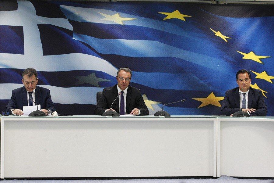 Αναλυτικά τα νέα μέτρα της κυβέρνησης – Επίδομα 800 ευρώ σε 1,4 εκατ. εργαζόμενους- Το καλοκαίρι το δώρο Πάσχα