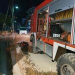 Βλάβη στο δίκτυο ύδρευσης από έργα της ΔΕΔΔΗΕ