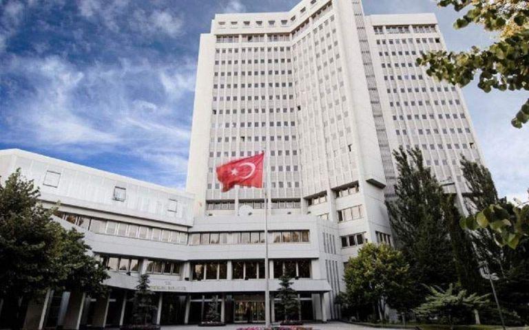"""Με… """"ελληνικά εγκλήματα πολέμου"""" και χωρίς λέξη για τη Γενοκτονία των Ποντίων απαντά το τουρκικό ΥΠΕΞ"""