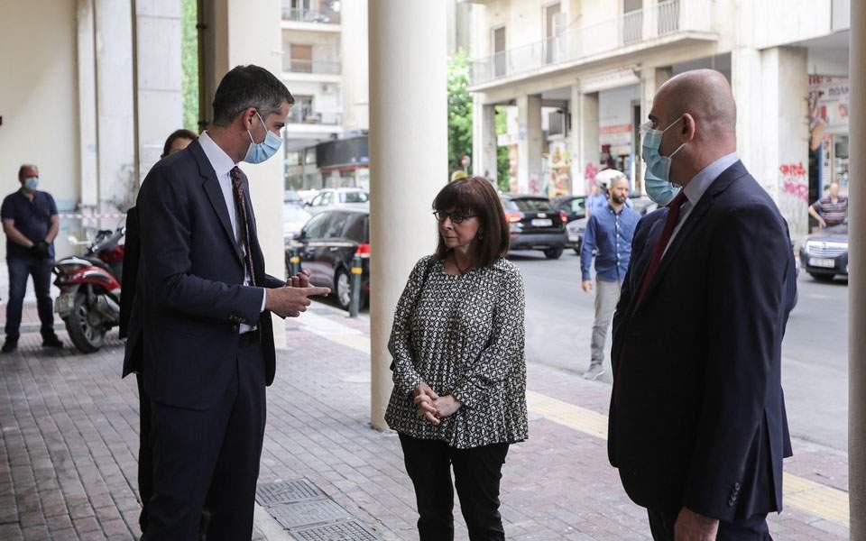 K. Σακελλαροπούλου: Οφείλουμε να θωρακίσουμε τους πλέον ευάλωτους συνανθρώπους μας