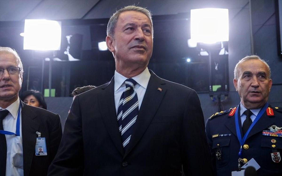 """""""Ξέφυγε"""" ο Ακάρ: «Σοβαρή πρόκληση» οι παρενοχλήσεις στο Αιγαίο – Κλιμακώνει την ένταση η Αγκυρα"""