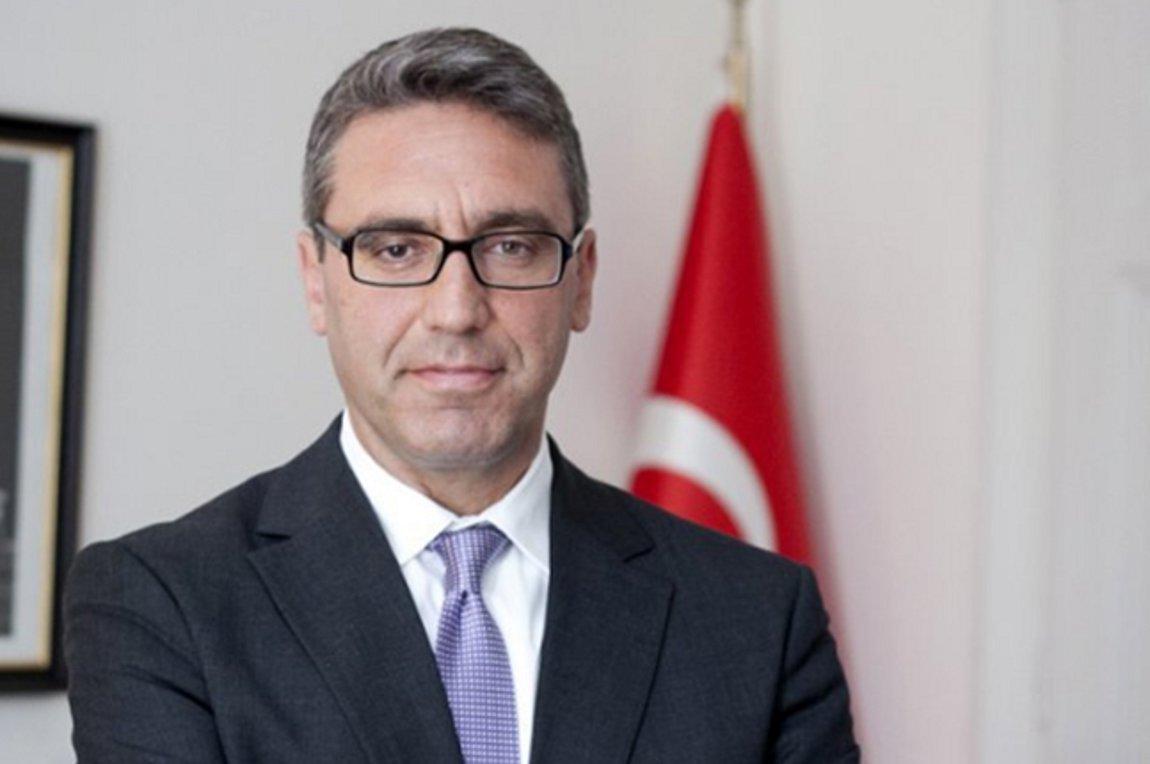 Τούρκος πρέσβης για Εβρο: Δεν είναι συνοριακή διαφορά, αλλά τεχνικό ζήτημα