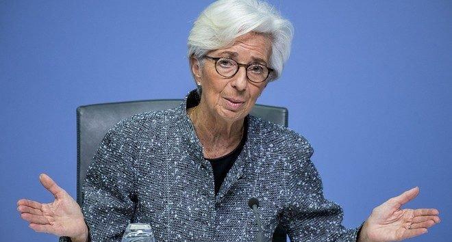 Λαγκάρντ: Η οικονομία της ευρωζώνης θα συρρικνωθεί κατά 8% έως 12% το 2020