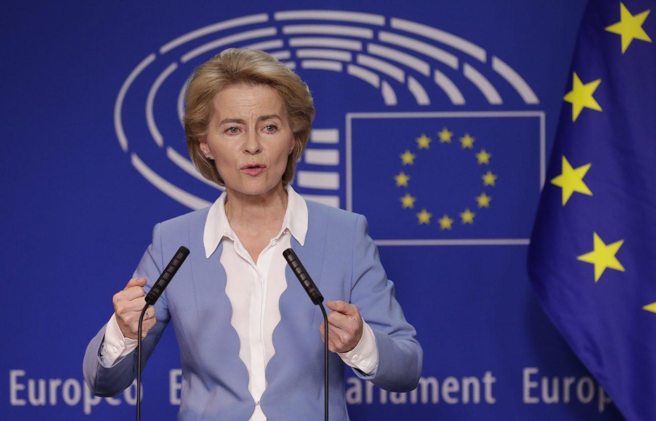 Στα 750  δισ. ευρώ ( επιδοτήσεις και δάνεια) το πακέτο για το Ταμείο Ανάκαμψης που παρουσιάζει η Κομισιόν