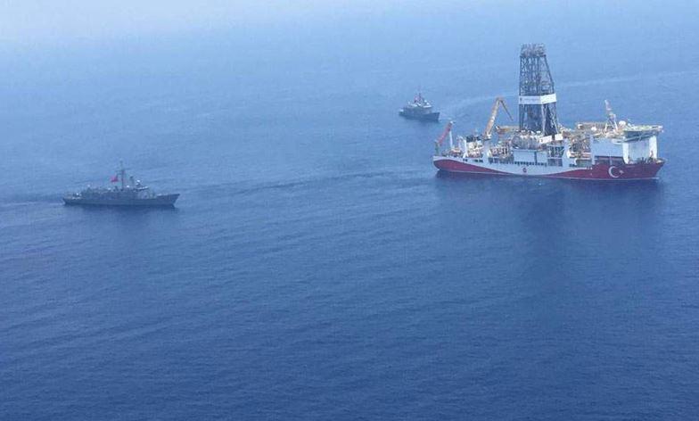 Ανεβαίνει το θερμόμετρο στη Μεσόγειο: Δεύτερο γεωτρύπανο στέλνει η Τουρκία