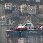Οι δήμαρχοι Ανατολικής Σάμου, Μυτιλήνης και Χίου ευχαριστούν το Λιμενικό Σώμα