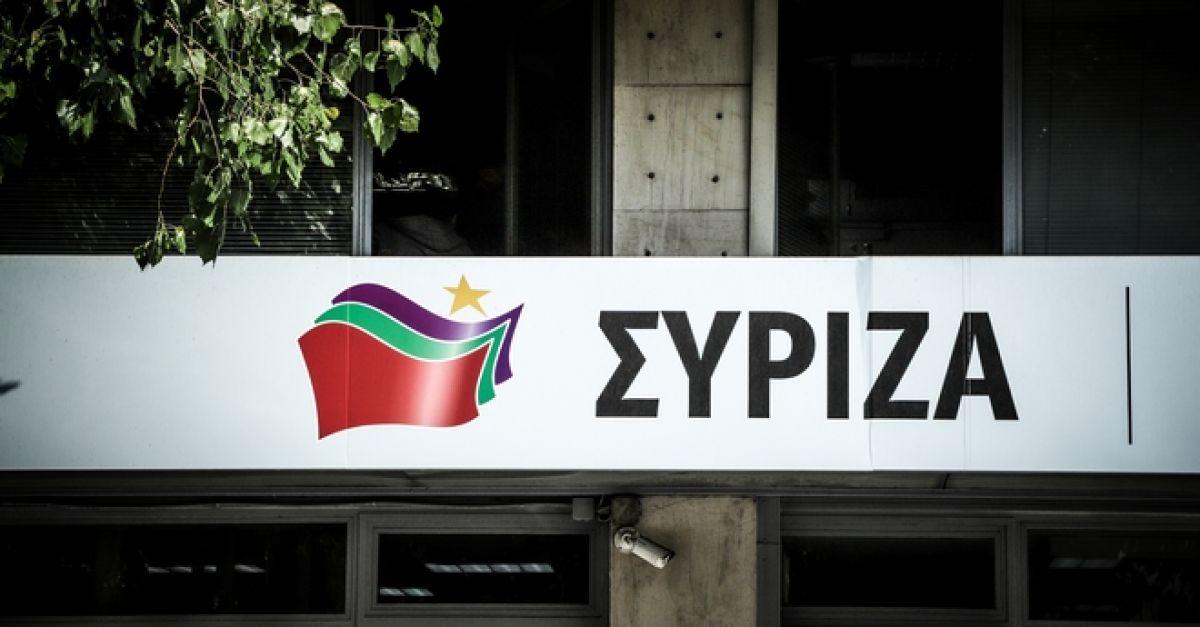 ΣΥΡΙΖΑ: O κ. Μητσοτάκης οφείλει να στείλει σπίτι του τον κ. Θεοχάρη